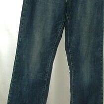 Gap Boot Fit Dark Blue Jeans Wa32inch Leg 32inch Photo