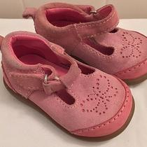Gap Boots Suede Girls Toddler Walking Shoes Butterfly Ankle Booties Photo