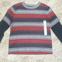 Gap Boys Baby Toddler 2-in-1 Shirt Sz 2  Photo
