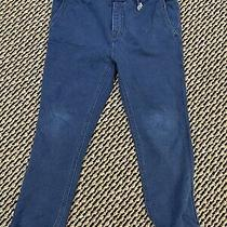 Gap Boys Jogger Jeans Pants Size Medium 8 Husky With Pockets Fall Euc Photo