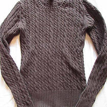 Gap Cable Knit Sweater Size Xs Photo