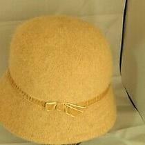 Gap Camel Color Cloche Hat Nos Photo