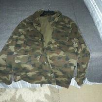 Gap Camouflage Jacket Men Photo