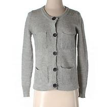 Gap Cardigan Xs 17 21 Solid Grey Photo