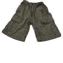 Gap Cargo Shorts Boys Size 8 Adjustable Waist  Photo