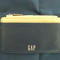 Gap Coin Wallet Gap Card Exclusive Navy Blue Photo
