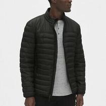 Gap Cold Control Light Weight Puffer Jacket True Black Size L Qty 1 Brand New Photo