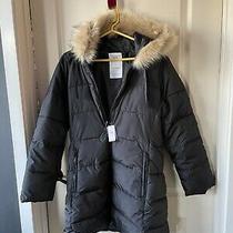 Gap Coldcontrol Parka Jacket Coat Winter Black Nwt Size S Photo