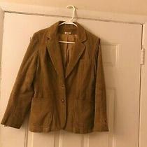 Gap Corduroy Blazer  Cotton With Nylon Lining Brown Photo