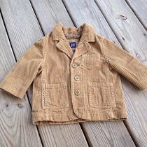 Gap Corduroy Blazer/jacket/sports Coat Size 12-18 So Cute Photo