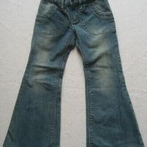 Gap Denim Girl Jeans Trousers Regular Size 6 Bitte Note Dimensions Photo