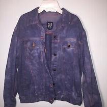 Gap Denim Jacket Oversized Size M Photo