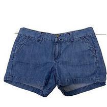 Gap Denim Limited Edition Womens Back Pocket Summer Shorts Size 8 Photo