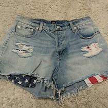 Gap Denim Shorts 3