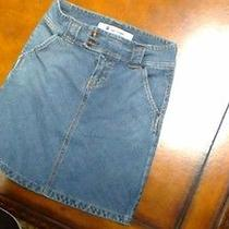 Gap Denim Skirt-  Size 1 Photo