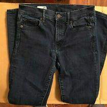 Gap Denim True Skinny Jeans Womens Juniors Size 26 Short Photo