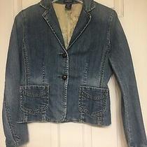 Gap Denimn Jacket - Womens Size 4 Photo