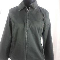 Gap Factory Store Womens Jacket Size M Medium Lined Coat Black Photo