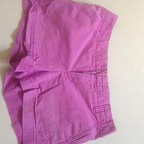 Gap Favorite Chino Purple Shorts Photo