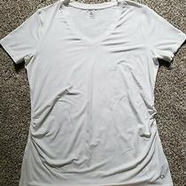 Gap Fit Maternity Tee Size L Photo