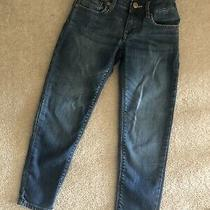 Gap Girl's Vintage Legging Jeans Size 8 Regular Guc Ankle Length Photo