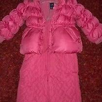 Gap Girls 3t Jacket and Snow Pants Photo