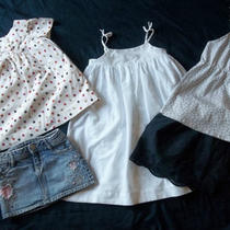 Gap Girls 5 Piece Lot - Gap Summer Lot - Girls Size 5 Photo