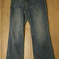 Gap Girls Boot Cut Jeans Size 10 Plus Guc Photo