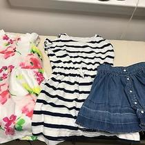Gap Girls Dress and Skirt Size Xs Lot of 3 Items Photo