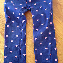 Gap Girls Heat Print Skinny Jeans/5t Photo