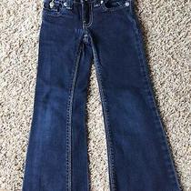 Gap Girls Jeans Size 5 Slim Photo