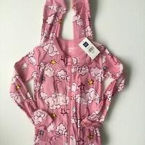 Gap Girls One Piece Pj Sleepwear 5 Years New Photo