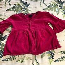 Gap Girls Pink Cardigan Size 4-5 Photo