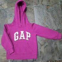 Gap Girls Pink Pullover Sweatshirt Size 4 Year Photo