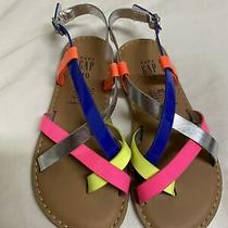 Gap Girls Sandals Size 10 Us Photo
