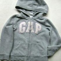 Gap Girls Size 5 Hoodie Vguc Photo