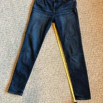 Gap Girls Teen Jeans 1969 Super Skinny Stretch  Size 14 Euc Adjust Waist Photo