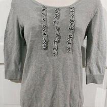 Gap Gray Sweater Xs Photo