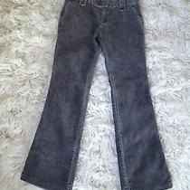 Gap Gray Trouser Corduroys Size 1 Photo