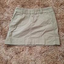 Gap Green Mini Skirt Photo