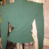 Gap Green Turtle Neck Sweater  Medium  Photo