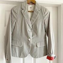 Gap Grey Blazer Jacket Uk 8 - Excellent Condition  Photo