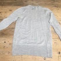 Gap Grey Extra Fine Wool Jumper Size Xs Photo