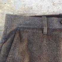 Gap Grey Tailored Men's Slim Fit Italian Wool Pants 33w 32l Grey 89.00 Photo