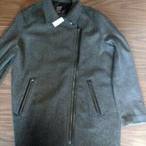 Gap Grey Women's Wool Winter Coat Size Xxl New Never Worn With Tags Photo