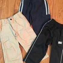 Gap Gymboree Nike 2t Pants Lot Boys Athletic Photo