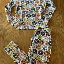 Gap Halloween Donut Cotton Pajamas Size 14 Photo