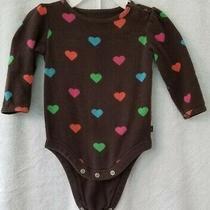 Gap Heart Pajama Set Sz 6-12mos Photo