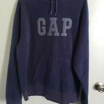 Gap Hoodie Large Blue Photo