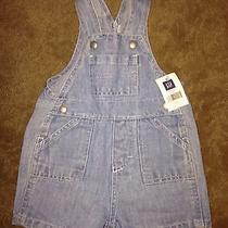 Gap Infant Baby Overall 0-3 Months Photo
